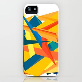 Kites iPhone Case