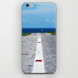 My Way iPhone Skin