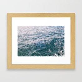 SEABRIGHT Framed Art Print