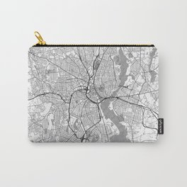 Providence Map Line Carry-All Pouch