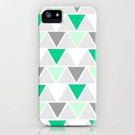 Directions - green iPhone Case