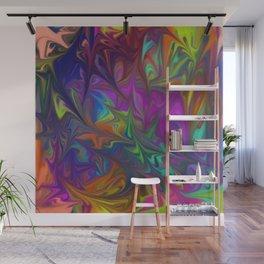 Colors Abstract Fantasy Wall Mural