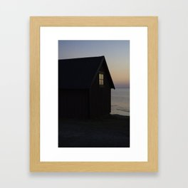 Fields of Neptune #4 Framed Art Print