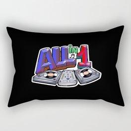 All in 1 Rectangular Pillow
