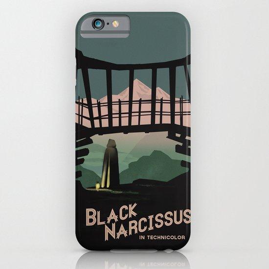 Black Narcissus iPhone & iPod Case