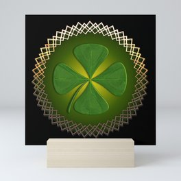 Celtic Sheild Mini Art Print