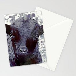 Little Boy Goat PhotoArt Stationery Cards