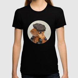 Elegant Mr. Dachshund T-shirt