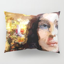 In the Department Store Pillow Sham