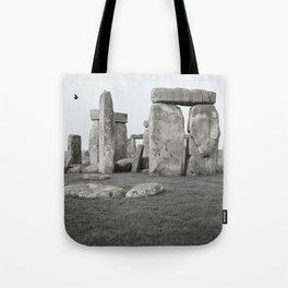 Stone Henge #10 Tote Bag