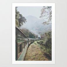 Sri Lanka II Art Print