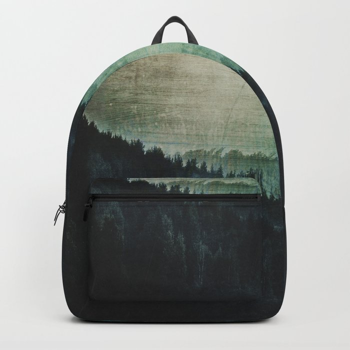 Great mystical wilderness Backpack