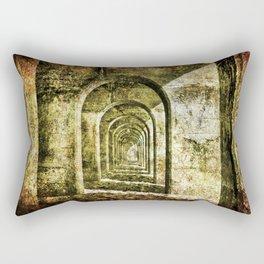 Ancient Arches Rectangular Pillow