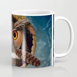 Wise Old Bird. Coffee Mug