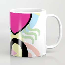i love 80's Coffee Mug