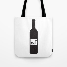 NOTHING #4 - Bottoms Up Tote Bag
