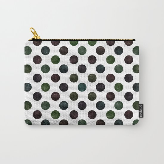 Dots #2 Carry-All Pouch