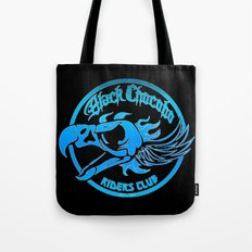 Black Chocobo Riders Club Tote Bag