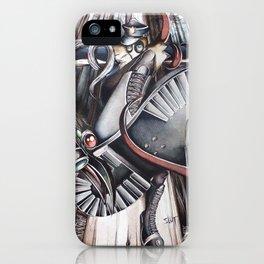 Pressure Drop iPhone Case