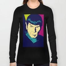 Spock Logic Long Sleeve T-shirt