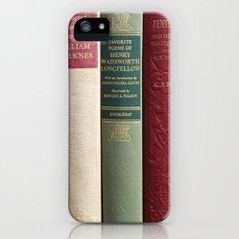 Old Books - Square iPhone Case