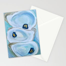 Oyster Blues Stationery Cards
