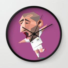 KARIM BENZEMA Wall Clock