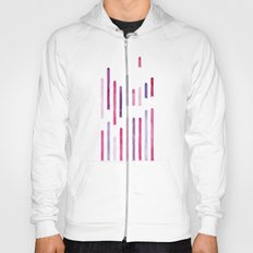 Cotton Candy Arrows Hoody