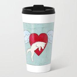 Love the Fox Travel Mug
