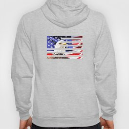 Bald Eagle Hoody