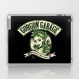 Gorgon Garage Laptop & iPad Skin