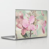 blush Laptop & iPad Skins featuring Blush  by Laura Ruth