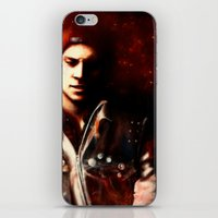 infamous iPhone & iPod Skins featuring InFAMOUS: Second Son by Kate Dunn