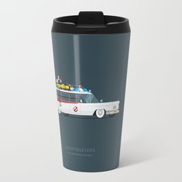 Ghostbusters  | Famous Cars Travel Mug