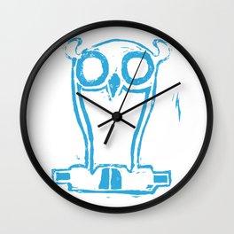 Weiser-Künstler Eule Wall Clock