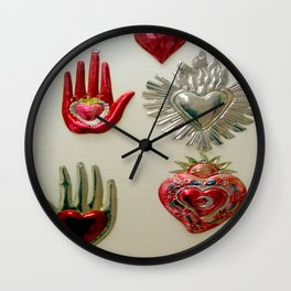Don't Stop...In The Name Of Love Wall Clock