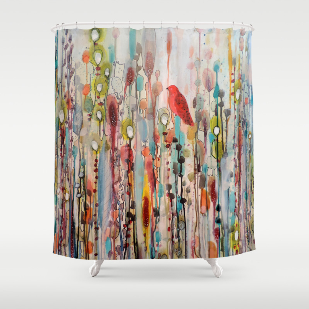 shower curtains  society -