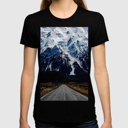 Mountain road T-shirt