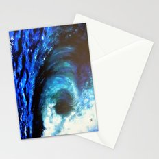 Mesmerizing Waves Stationery Cards