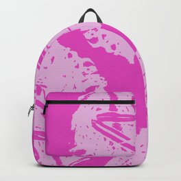 Babel Fish in Pink Backpack