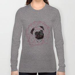 P U G  Long Sleeve T-shirt