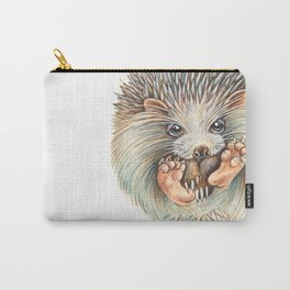 Hedgehog ball Carry-All Pouch