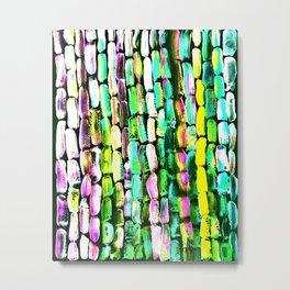 Sweet Sugarcane Metal Print