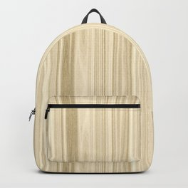 Maple Wood Surface Texture Backpack