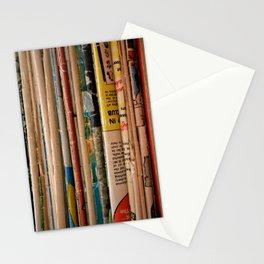 Comic Books Stationery Cards