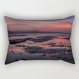 Garda Lake Rectangular Pillow