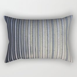 Aluminum Siding Rectangular Pillow
