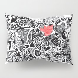 Hidden in Plain Sight Pillow Sham