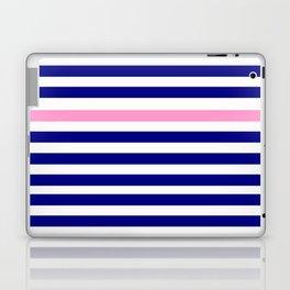Marinière mariniere variation II Laptop & iPad Skin