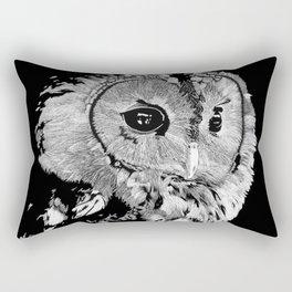 Wise Ol' Owl Rectangular Pillow